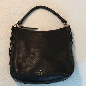 Kate Spade New York Black Leather Bag